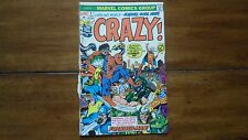CRAZY #1 - LOWER GRADE - MUST HAVE!!!!