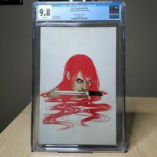 Red Sonja #8 CGC 9.8 Frison Virgin Variant - Limited 49 Copies - Only 2 CGC 9.8