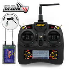 Detrum GAVIN-6C 6-Channel transmitter/simulator set(TX+RXC7+USB Simulator cable)
