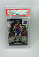 2017 Panini National Convention #92 Jayson Tatum Cracked Ice Rookie RC /25 PSA 9