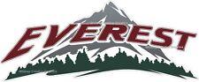 "EVEREST Mountain Scene RV Graphic Camper Trailer END CAP DECAL 67.5"" X 27.5"""