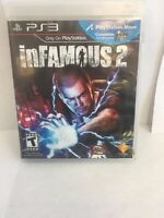 inFamous 2 (Sony PlayStation 3, 2011) PS3 Game