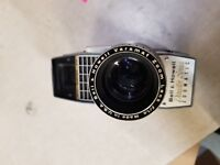 Bell and Howell Director Series Zoomatic  Great shape  with lens
