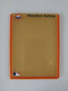 Vintage Houston Astros Baseball Card Top Loader