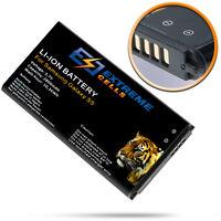 Extremecells Akku für Samsung Galaxy S5 SM-G900F Accu Battery Batterie EB-BG900