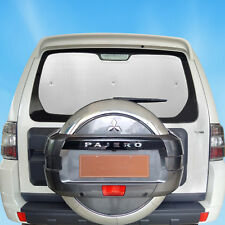 Fit For Mitsubishi Pajero / Montero 2011-2017 Rear Windshield  Privacy Sunshade