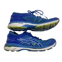 ASICS Gel Kayano 24 T799N Women's Athletic Running Shoes Size 9.5 Blue