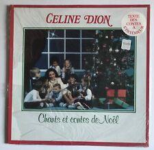 Celine Dion,,Chants et contes de Noëli, 33t original Canada,Entièrement  Neuf