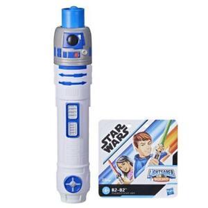 Star Wars Lightsaber Squad R2-D2 Extendable Blue Lightsaber