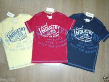 Jungen-T-Shirts mit V-Ausschnitt