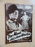 IFB Nr. 4694 der Mann aus dem Westen G.Cooper Illustrierte Film Bühne sehr gut