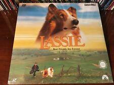 Laserdisc LASSIE 1994 Helen Slater Widescreen Edition NEW SEALED UNOPENED LD Lot