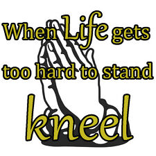 Praying # 1 - Jesus - Prayer - 8 x 10 - T Shirt Iron On Transfer