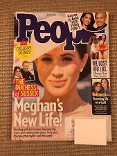 PEOPLE MAGAZINE - June 11, 2018 - MEGHAN'S NEW LIFE!  EXCLUSIVE DETAILS