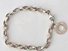 THOMAS SABO Charm Club Belcher Bracelet Heavy Solid Sterling Silver 20cm RR$99+