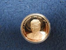 John F. Kennedy 33 mm Medaille 16 g Münze