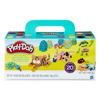 Play-Doh Super Color Pack 20 Packs - Kids Toys Creative Fun Learning - Brand NEW