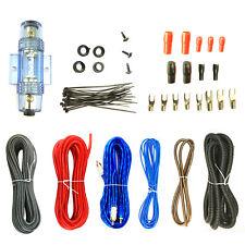 Enrock Complete 8 Gauge Amplifier Wiring Installation Kit