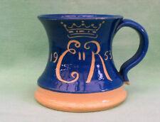 Unboxed Stoneware British Art Pottery Mugs
