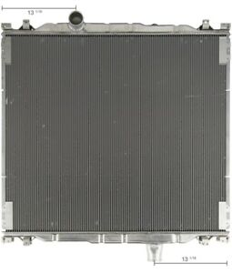 Radiator  Spectra Premium Industries  2001-3705