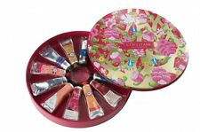 L'OCCITANE 10 PC Hand Cream  Gift Set NEW IN TIN