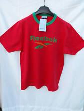 BNWT Mens Sz X Large Smart Red Reebok Short Sleeve T Shirt RRP $50