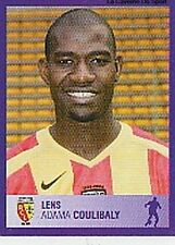 N°129 ADAMA COULIBALY # MALI RC.LENS VIGNETTE STICKER  PANINI FOOT 2006