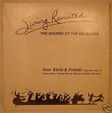 NM Gene White / Swing Revisited LP • private MN label