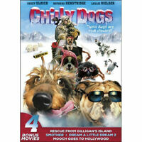Chilly Dogs Includes 4 Bonus Films DVD Leslie Nielsen