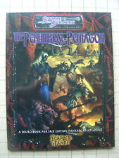 THE PENUMBRAL PENTAGON Scarred Lands unused d20 D&D 3E Dungeons & Dragons