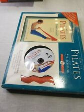 Simply PILATES with Stretchband Book and DVD Box Set Jennifer Pohlman