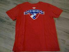 Adidas Originals FC Dallas T-shirt, Large