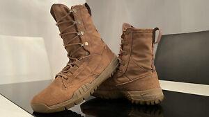 NIKE ZOOM Retro US ARMY SFB FIELD BROWN Leder Schuhe BOOTS Classic BEIGE Gr. 38