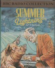 SUMMER LIGHTNING by P. G. Wodehouse ~ 2-Cassette Audiobook