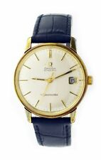 Vintage Omega Seamaster Cal 565 34mm Yellow Gold Filled 24 Jewel Automatic Watch
