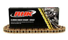 SUZUKI RMZ450  -  RHK 520 HEAVY DUTY GOLD O-RING CHAIN