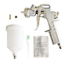 Air Paint Spray Gun Hvlp Sprayer Gravity Feed Painting 600ml Usa