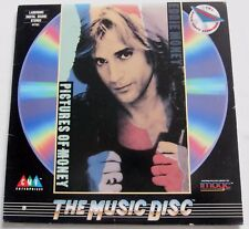 LASERDISC - NTSC - PICTURES OF EDDIE MONEY - The first ten years