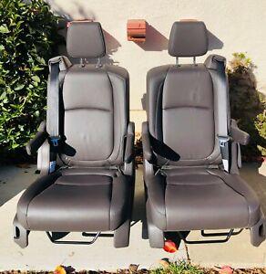 2021 Honda Odyssey Seats 2 pieces set  Rv E Series van GMC van dodge van