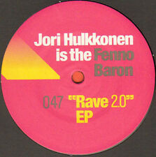 JORI HULKKONEN IS THE FENNO BARON - Rave 2.0 EP - 2007 - Can - TURBO-047