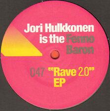 JORI HULKKONEN IS THE FENNO BARON - Rave 2.0 EP - 2007 - Can - TURBO-047