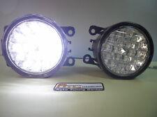Nissan Navara Pickup D40 05- LED Tagfahrlicht Rund 90mm Durchm.ECE R87 Zulassung