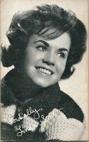 1960s Billboard Music Women Singer & Actress Arcade Card Linda Scott