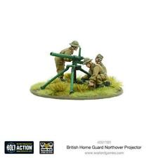 Bolt Action WWII BRITISH NORTHOVER PROJECTOR Warlord Games