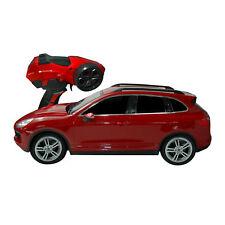 RAYLINE RC Porsche Cayenne rouge 28314 1:14