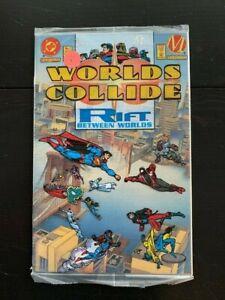 Worlds Collide: Rift Between Worlds -  Sealed VF/NM  1994 DC Milestone Comics