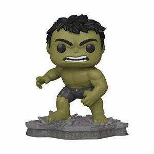 Funko Pop! Deluxe, Marvel: Avengers Assemble Series - Hulk, Amazon...