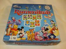 Disney Rummikub Kids Edition Preschool Numbers Learning Game Ages 4+ Mickey Pooh