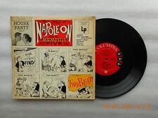 "Two-Beat – Phil Napoleon & His Memphis Five – Columbia – CL 2505 – 10"""