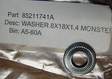 DUCATI 85211741A WASHER 8X18X1.4 NOS OEM